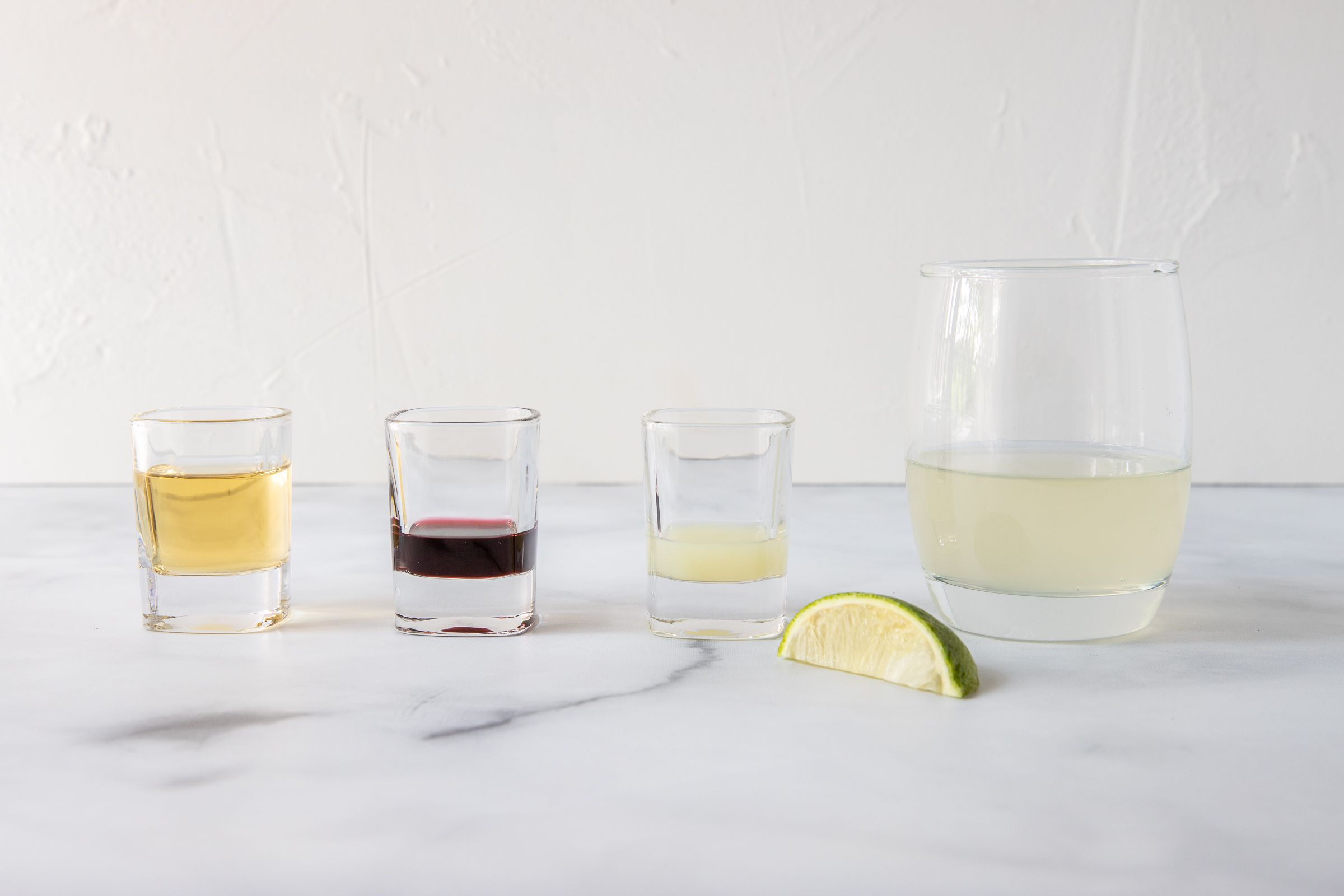 El Diablo Cocktail ingredients