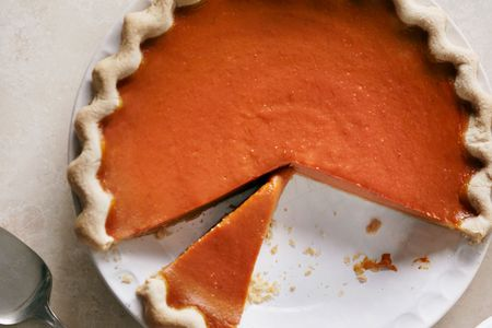 Easy Vegan Sweet Potato Pie Recipe