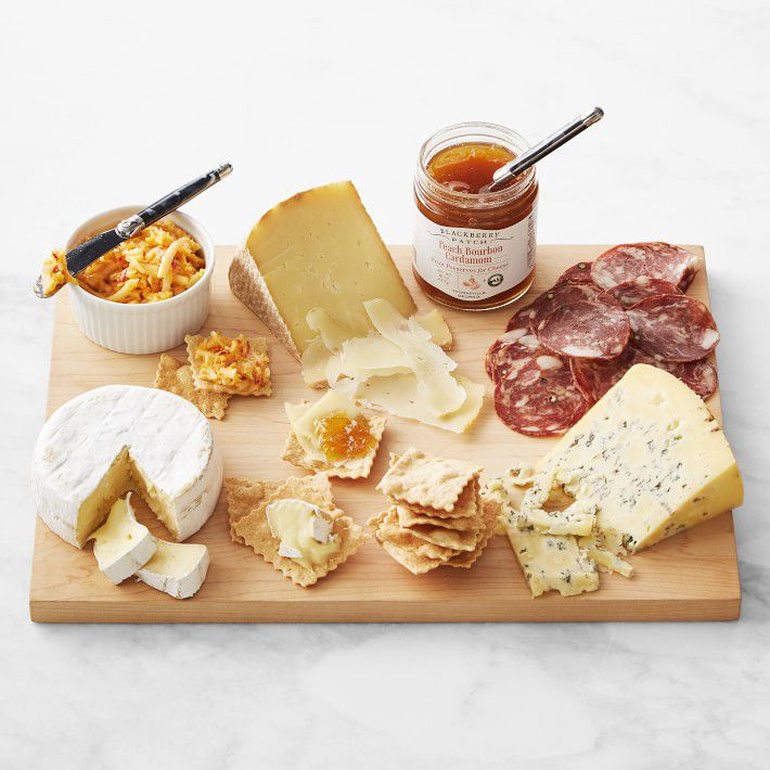 Sweet Grass Dairy Cheese Charcuterie Collection
