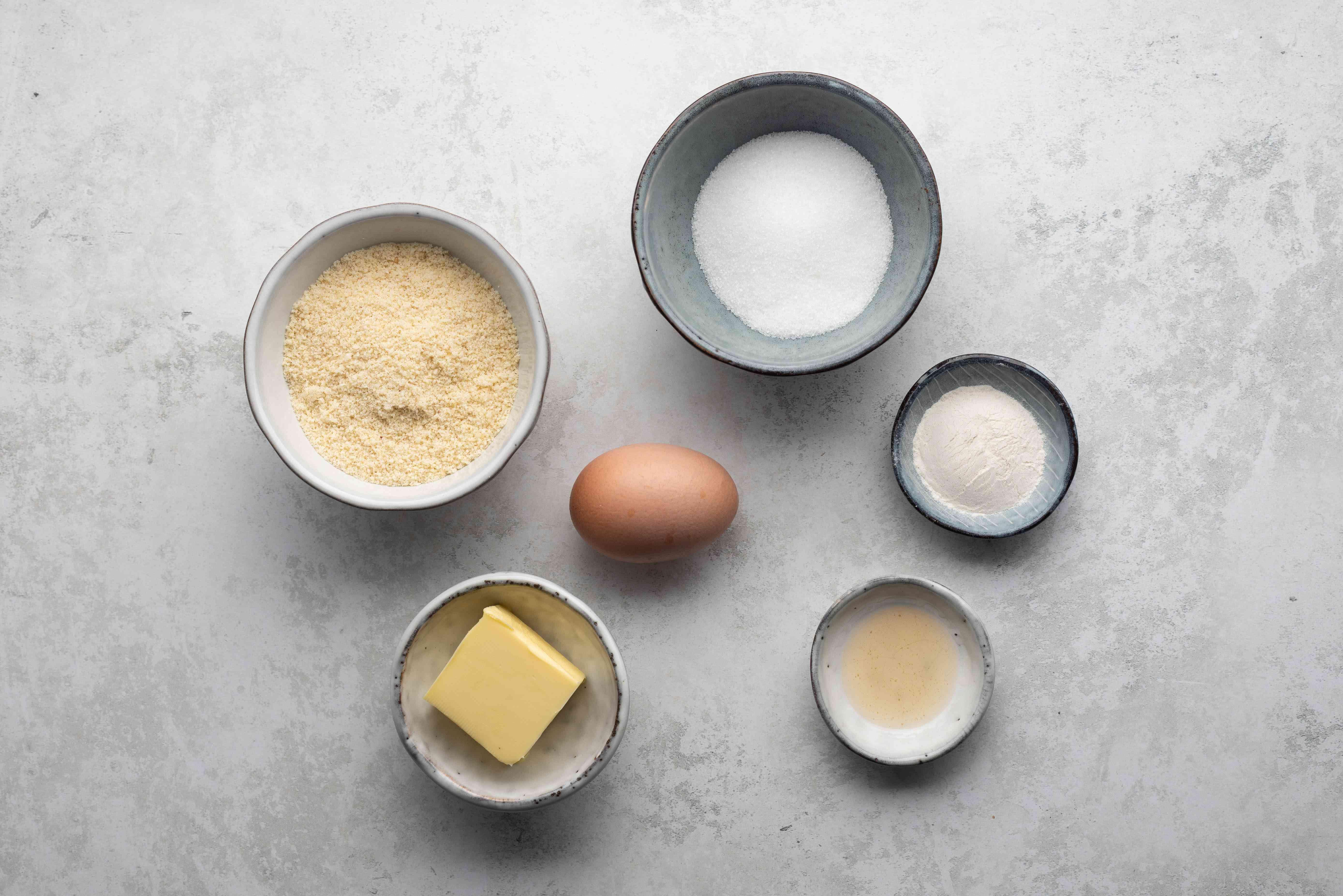 Almond Cream ingredients