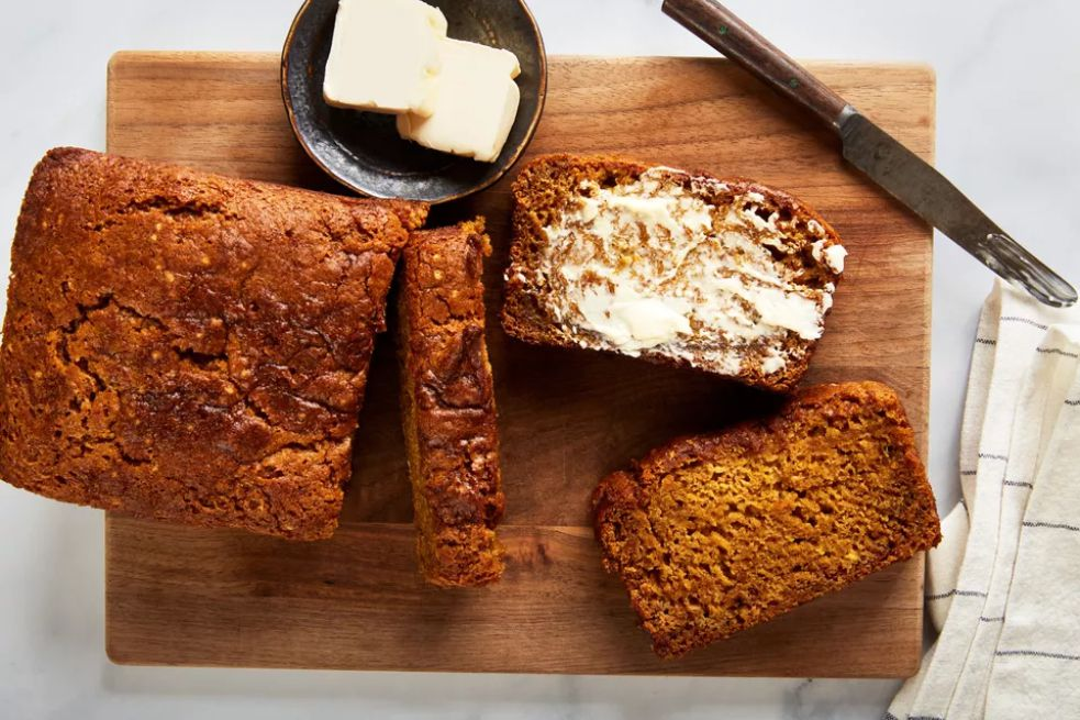 15 Easy and Delicious Pumpkin Bread Recipes for Fall Snacking