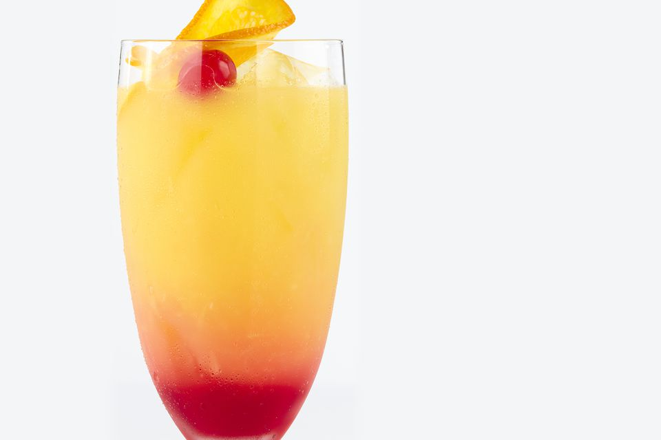 Frozen Tequila Sunrise Margarita Recipe