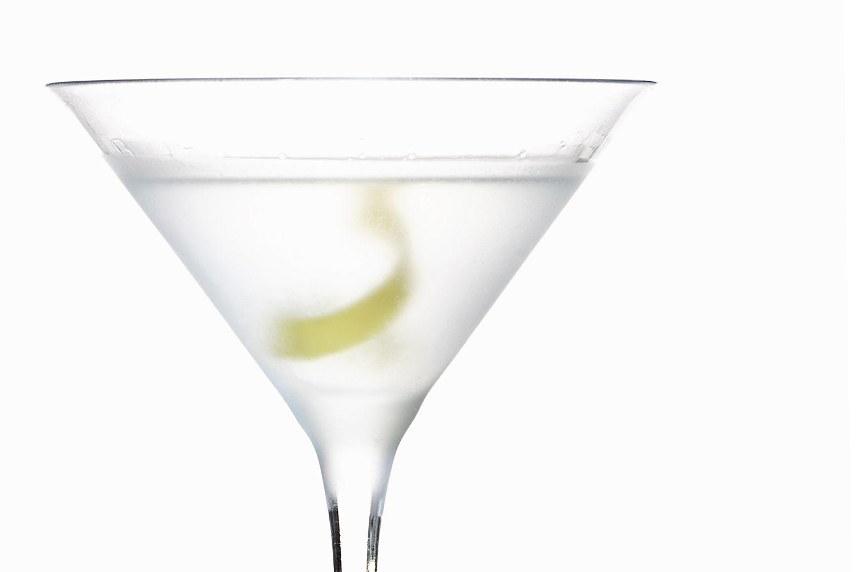Diamond Martini Cocktail