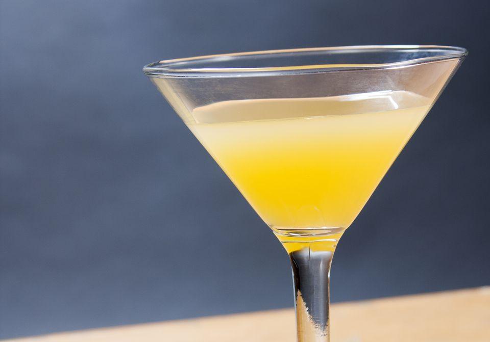 Orange Blossom: 2 maneras de hacer el clásico cóctel de ginebra