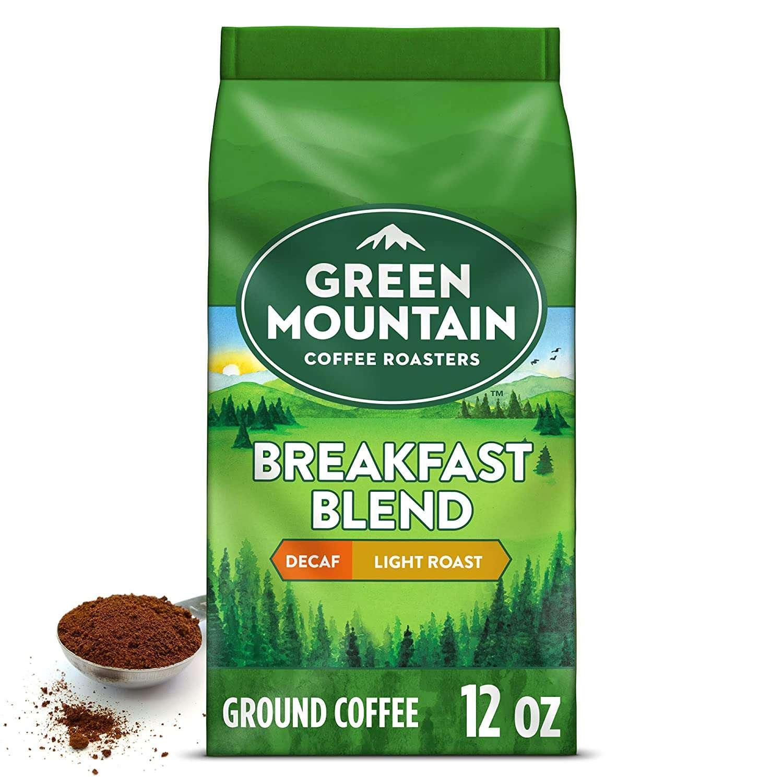 Green Mountain Coffee Roasters Breakfast Blend Decaf