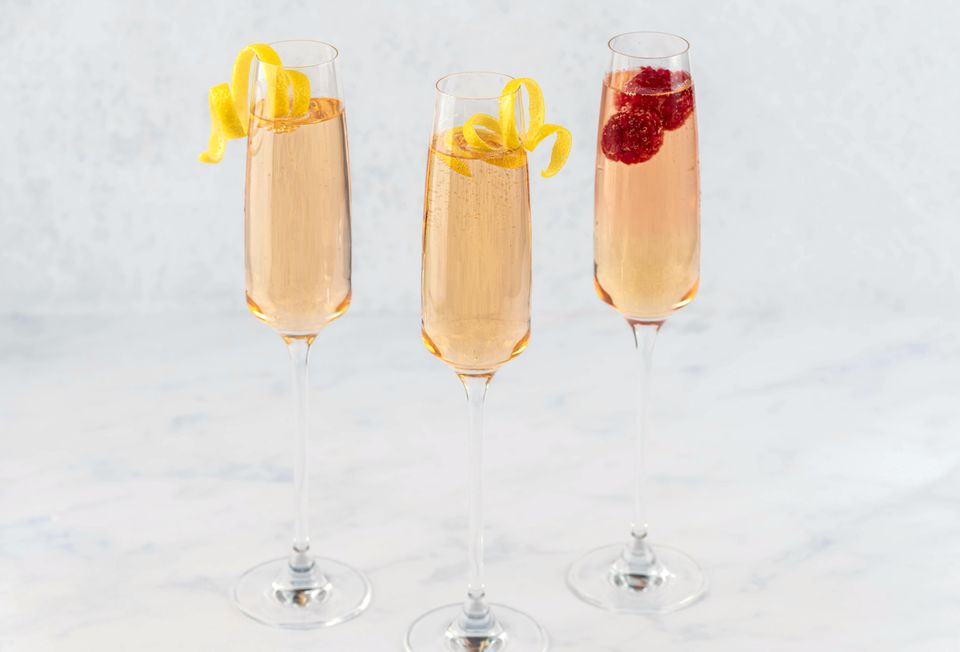 St. Germain Champagne Cocktail