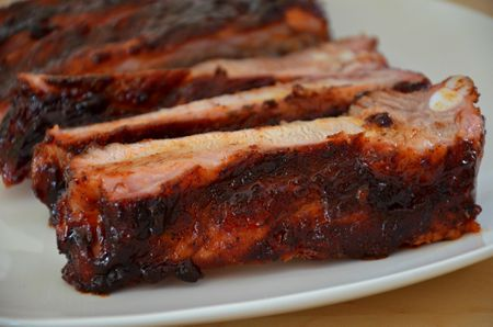 Spareribs På Gasgrill : Candied spareribs on the grill recipe