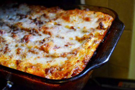 Simple Meat Lasagna Recipe