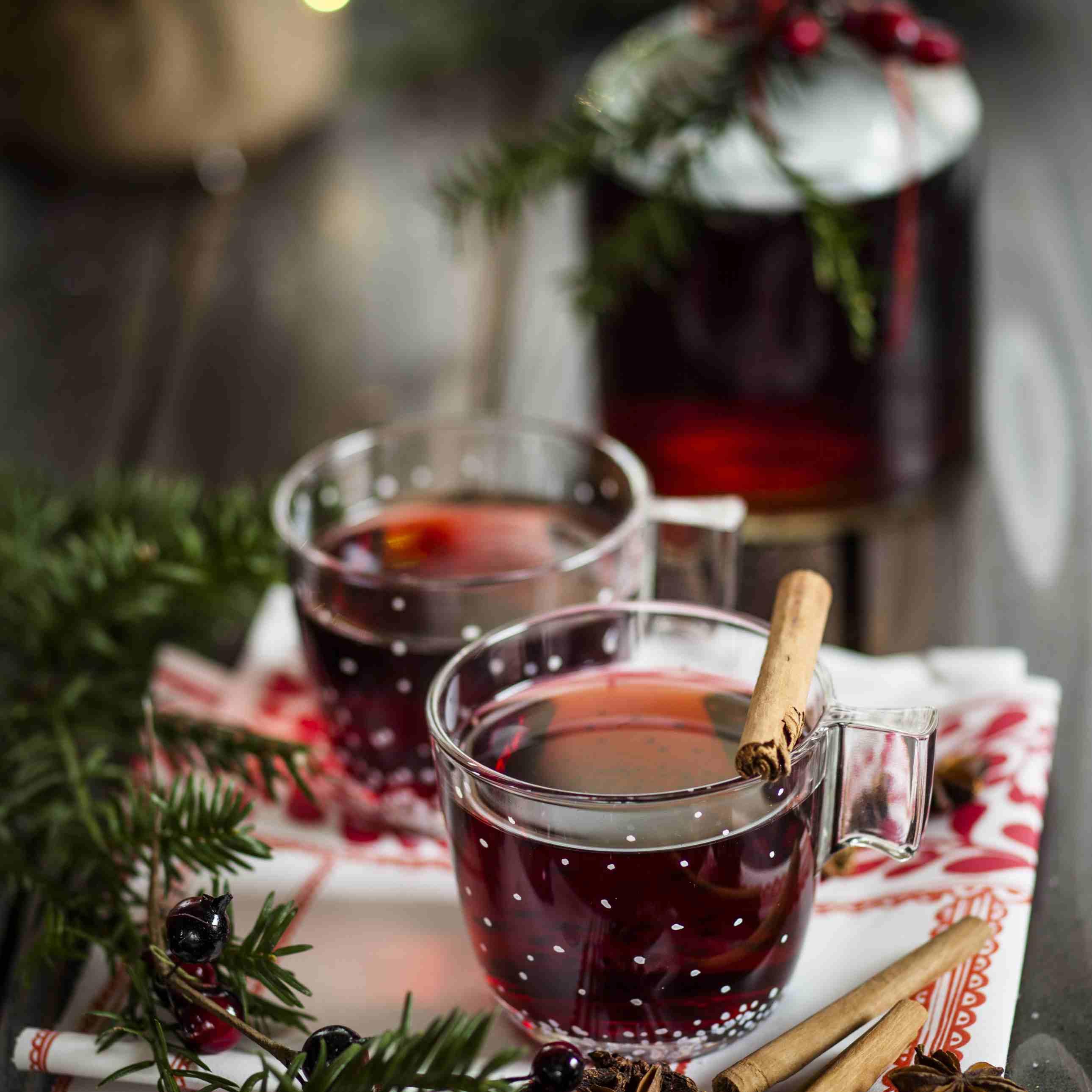 Vin brule - Italian mulled wine
