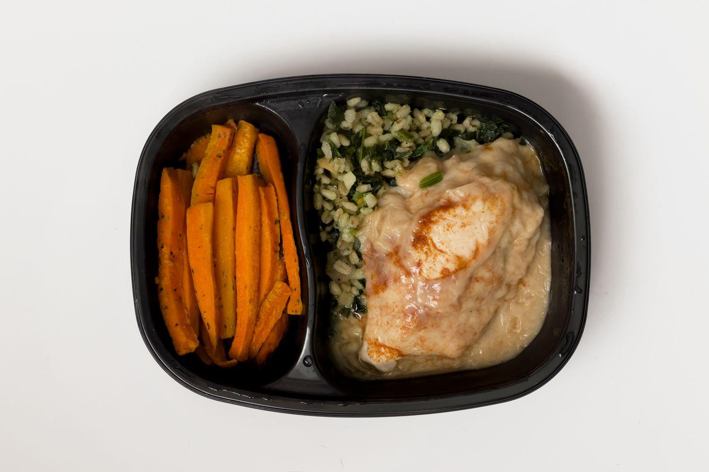 BistroMD meal in packaging