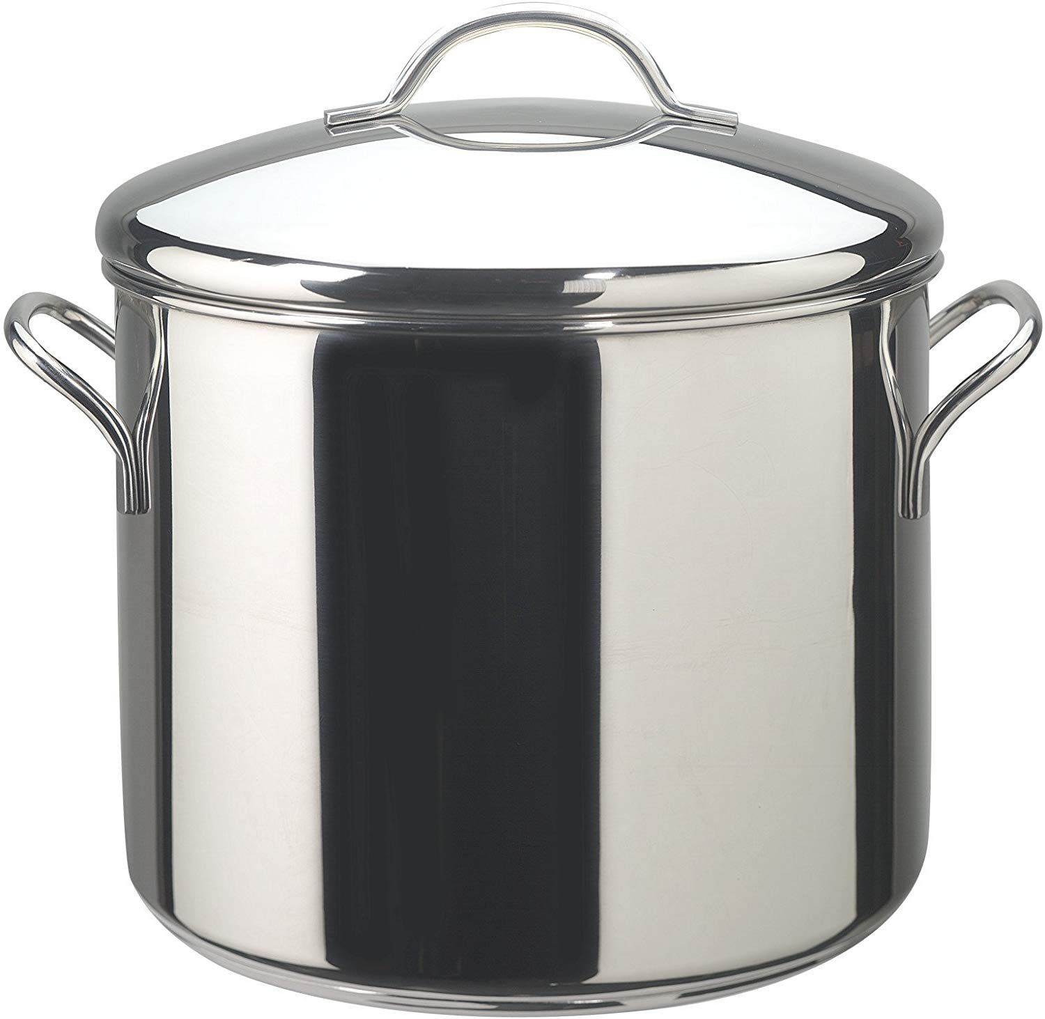 Farberware Classic Series Stainless Steel 12-Quart Stockpot