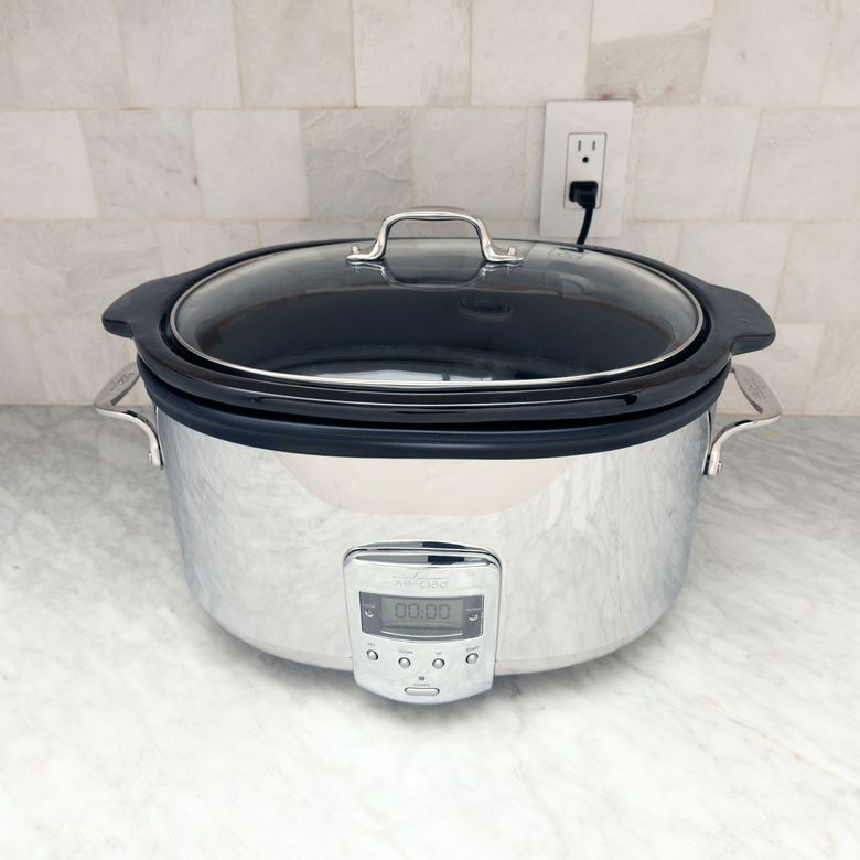 All-Clad 6.5-Quart Oval Slow Cooker