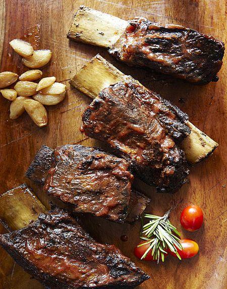 Grilled Boneless Short Rib Recipe