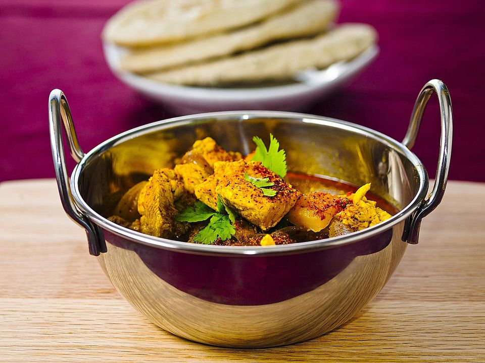 Chicken Balti Curry