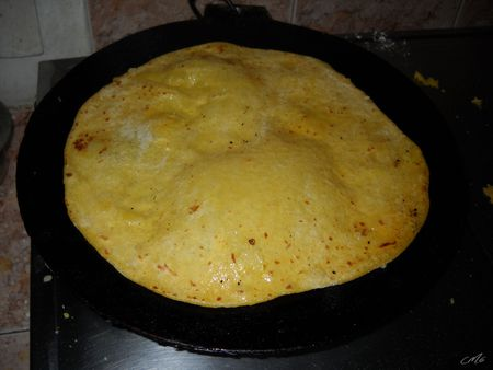 Caribbean Dhal Puri Recipe