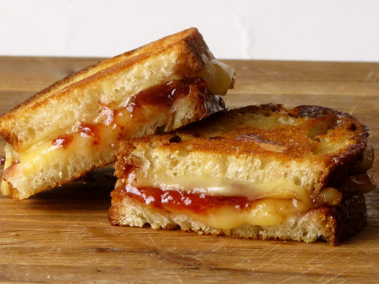 8 Amazing Ways To Use Jam Or Jelly In Sandwiches