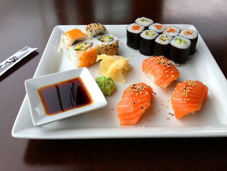 Image result for sushi dish