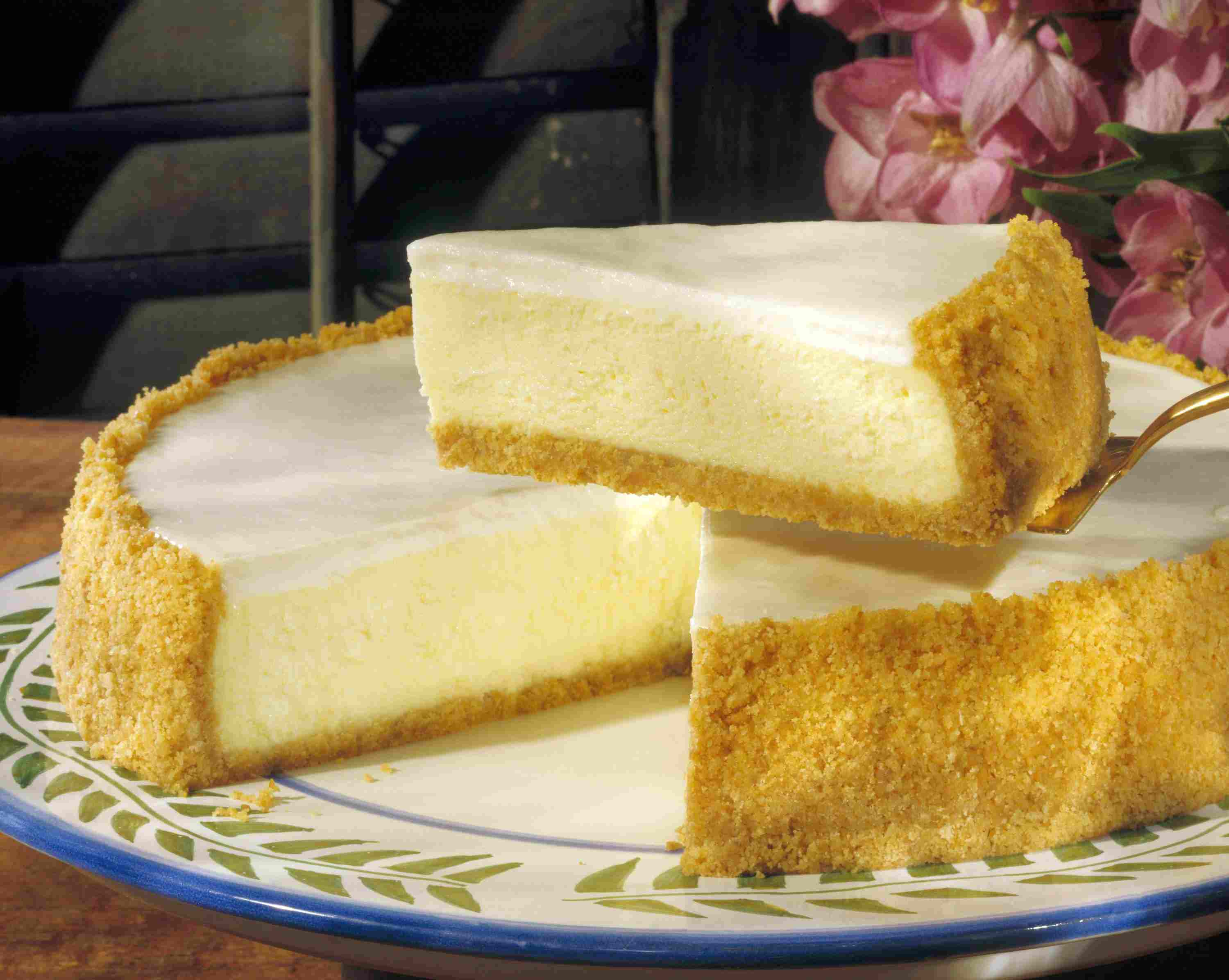 American-Style Cheesecake