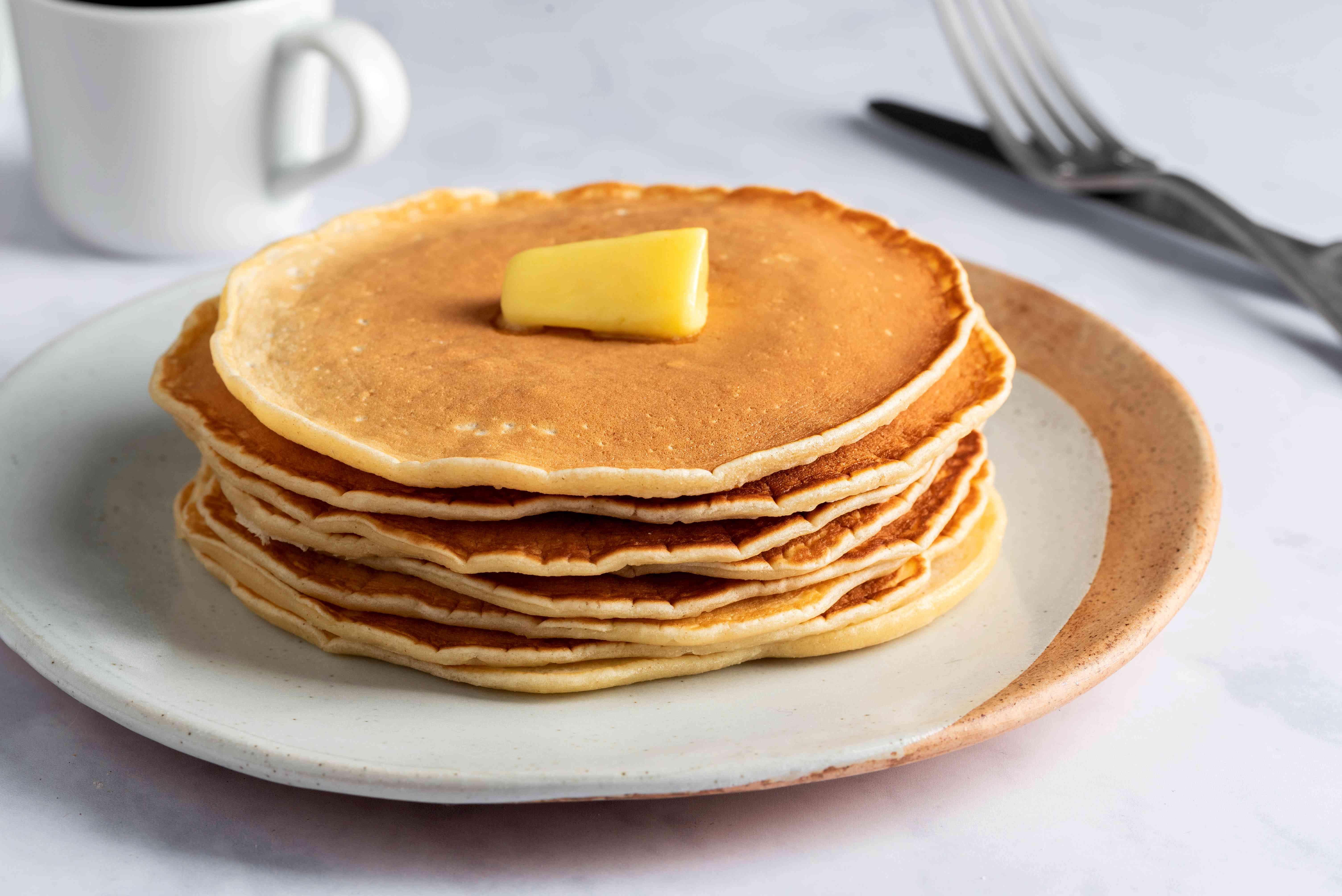 Basic Low-Fat Pancakes