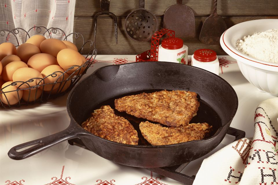 Annie's Texas Chicken Fried Steak