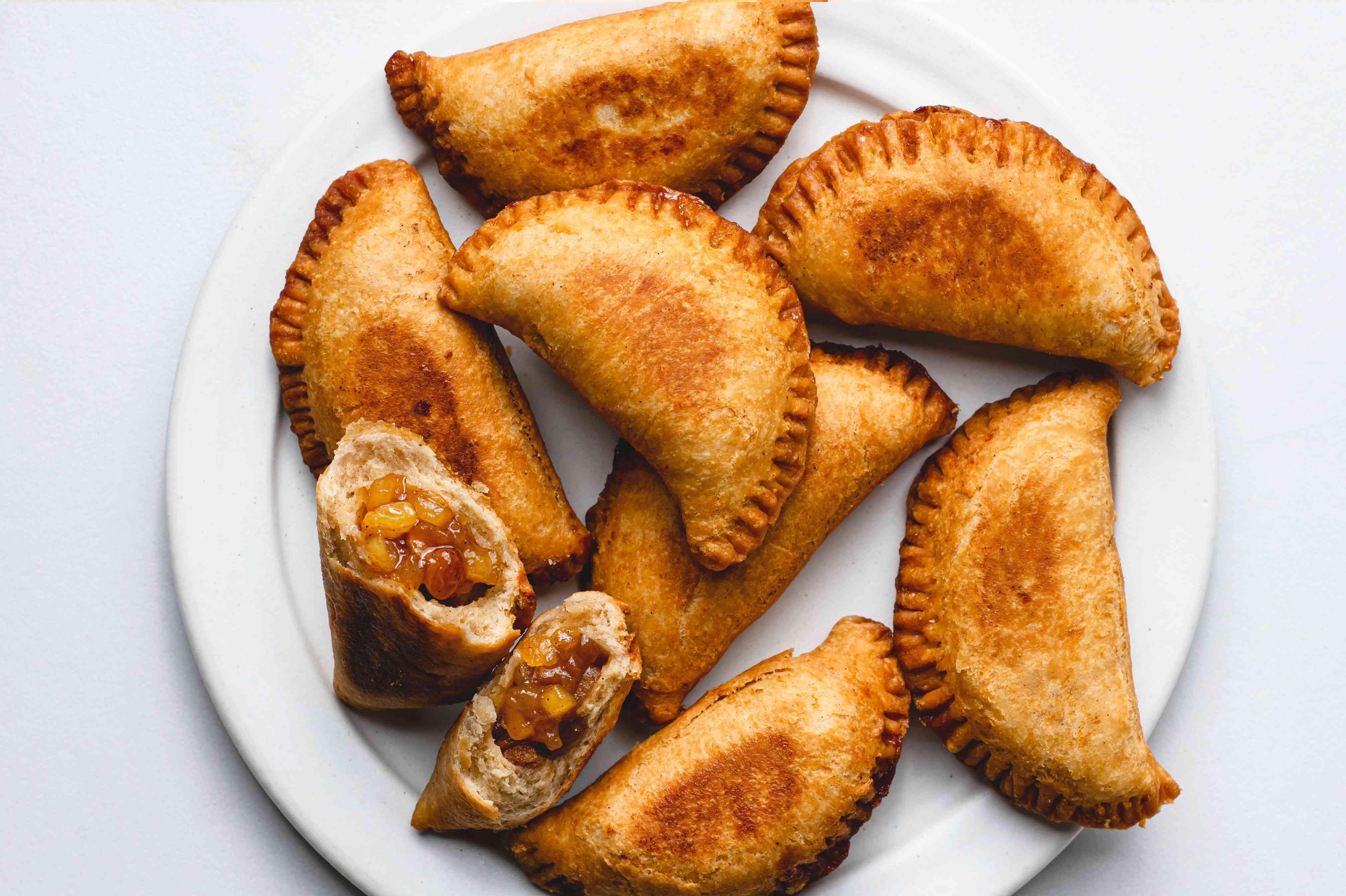 Abuela's Apple Empanadas recipe