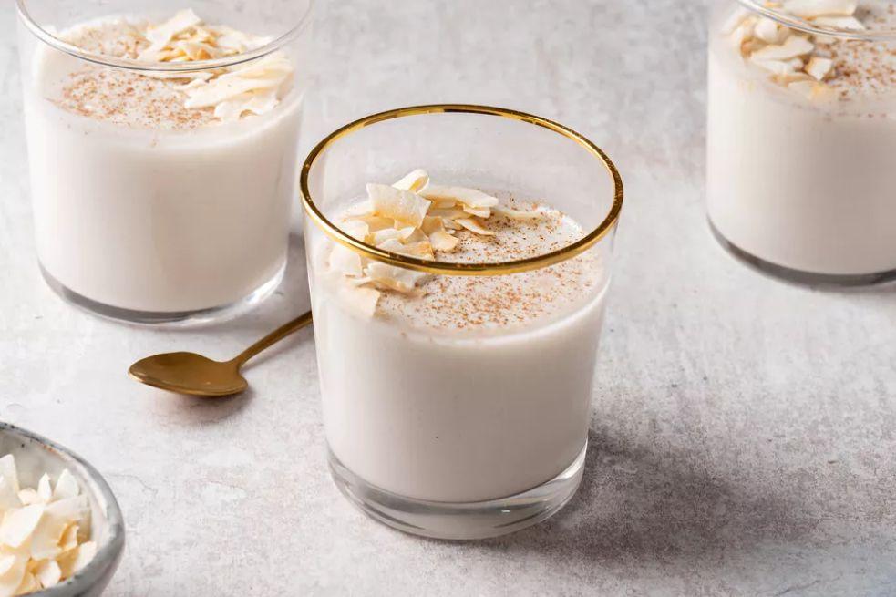 Caribbean Tembleque de Coco (Coconut Pudding)