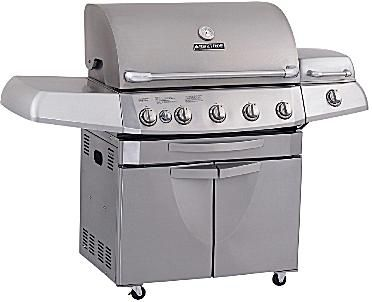 Perfect Flame 5-Burner Gas Grill Model #SLG2007D