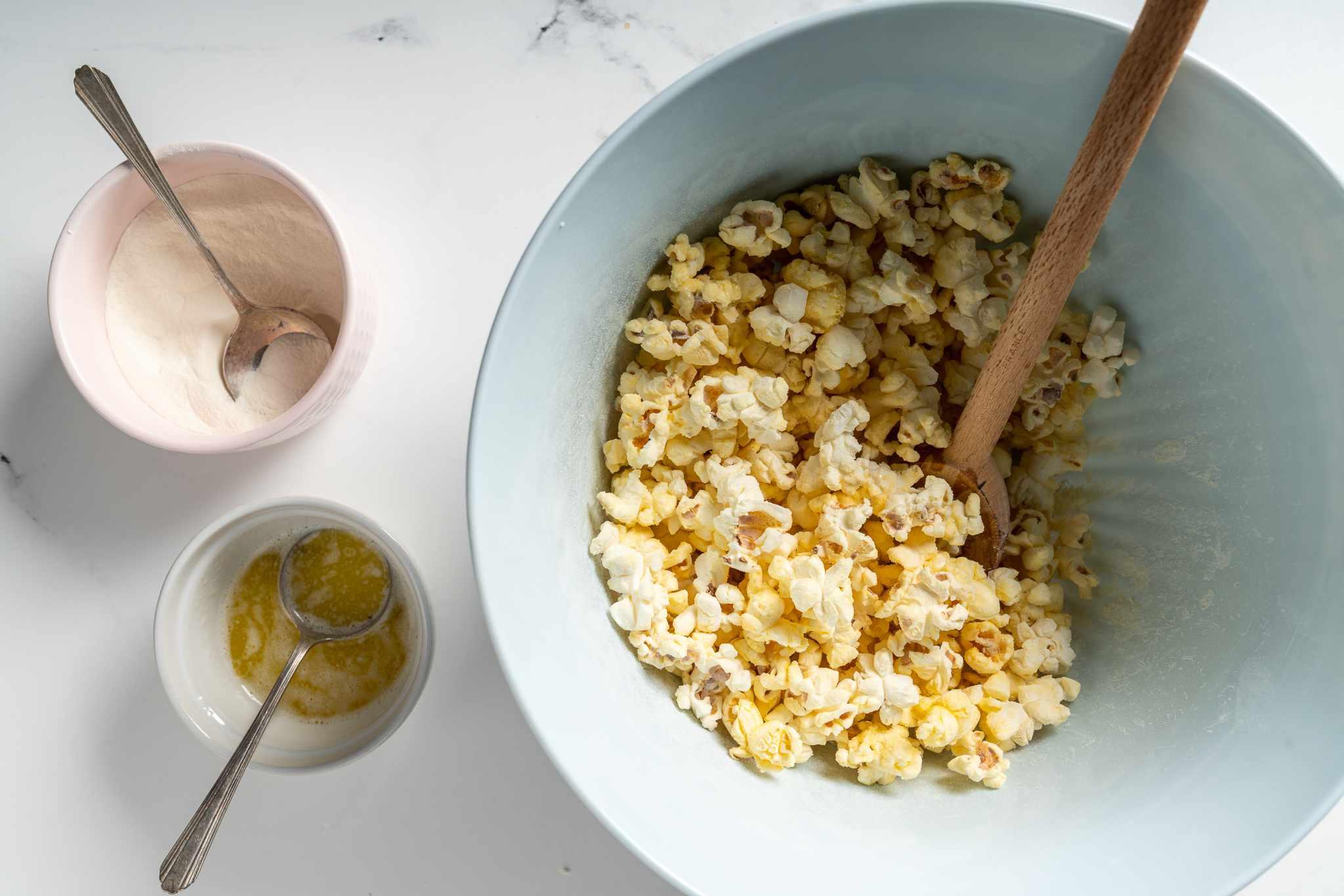 Smart Food Copycat White Cheddar Popcorn