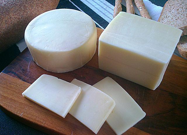 Fresh Kashar Cheese