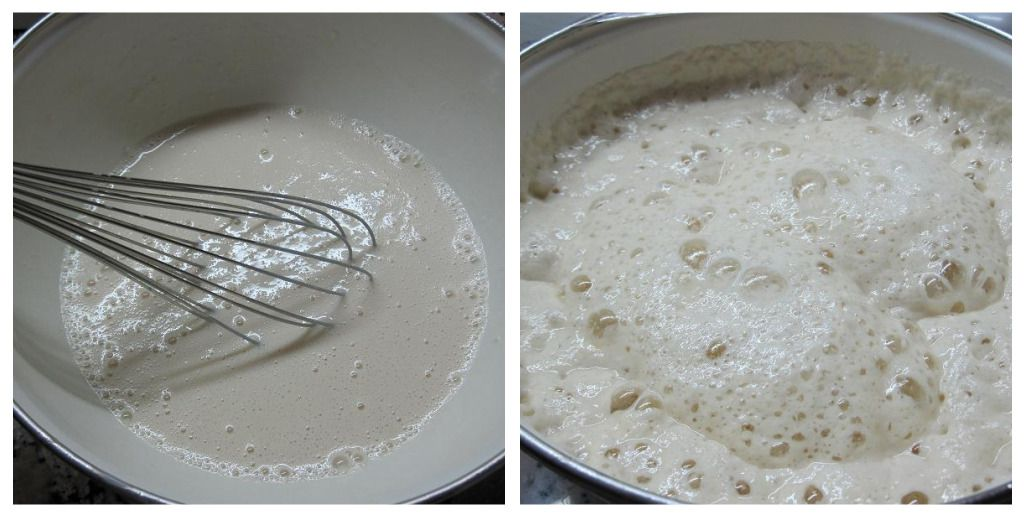 Allow the Batter 1 1/2 to 2 Hours to Mature