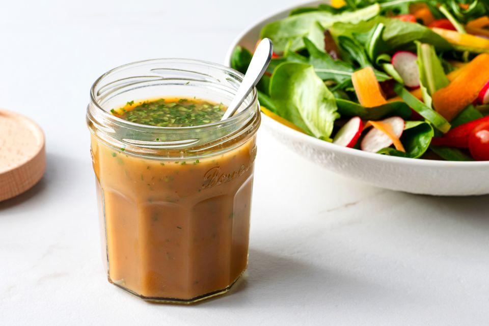 Low Calorie Asian Salad Dressing