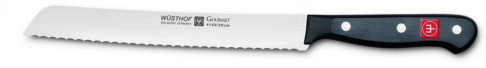 Wusthof Gourmet 8-Inch Serrated Bread Knife