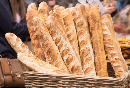 Easy Baguette (Stangenbrot) Bread