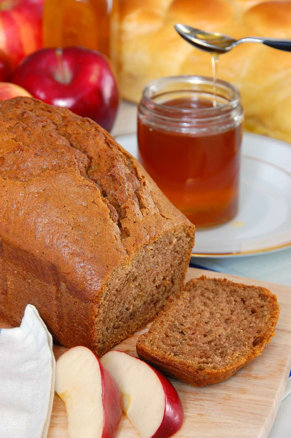 Rosh Hashana Honey Cake