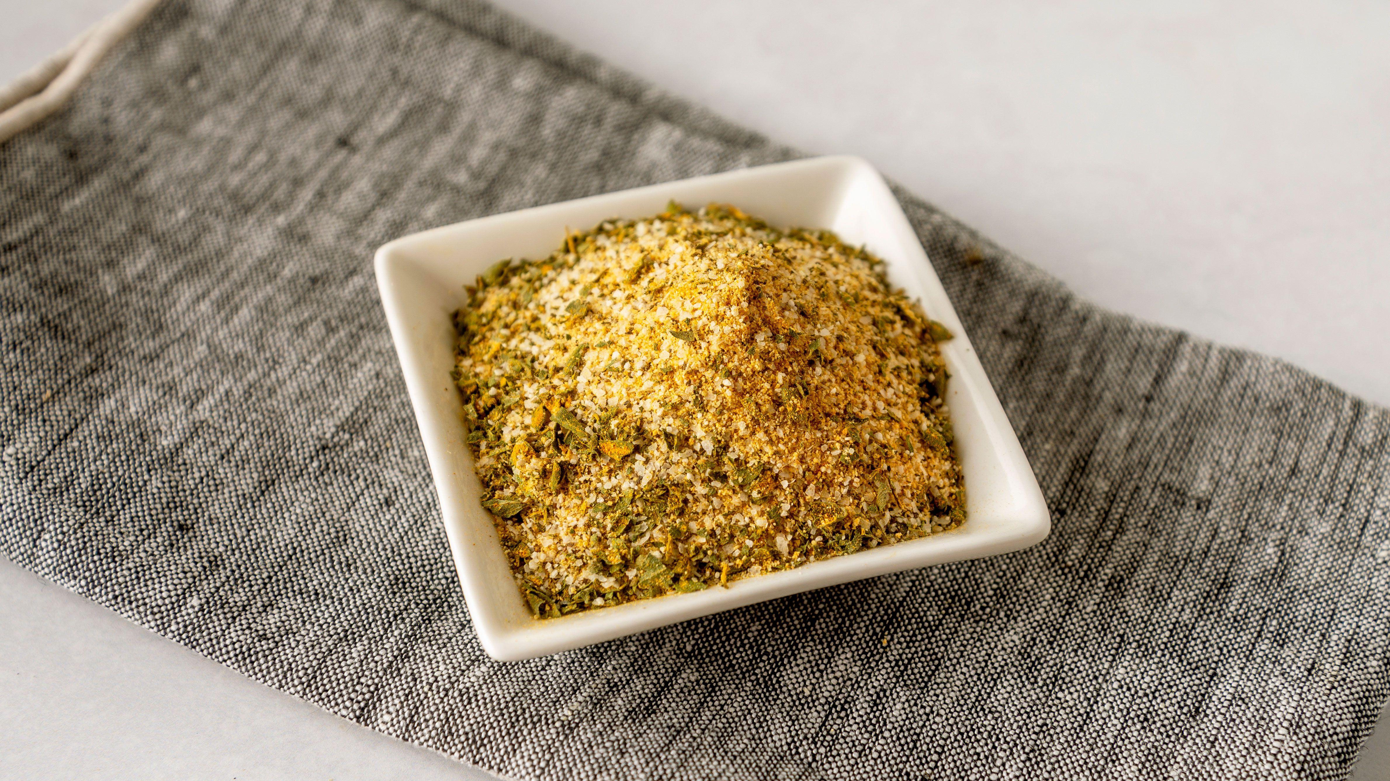 Adobo Seco Dry Rub Seasoning Recipe