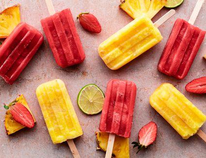 Mexican paletas ice pops recipe