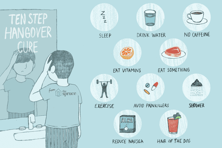 10 Hangover Remedies to Get You Through the Morning