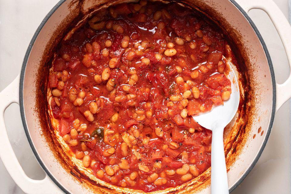 Homemade Irish Baked Beans