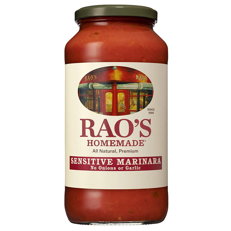 Rao's Homemade Tomato Sauce, Sensitive Formula
