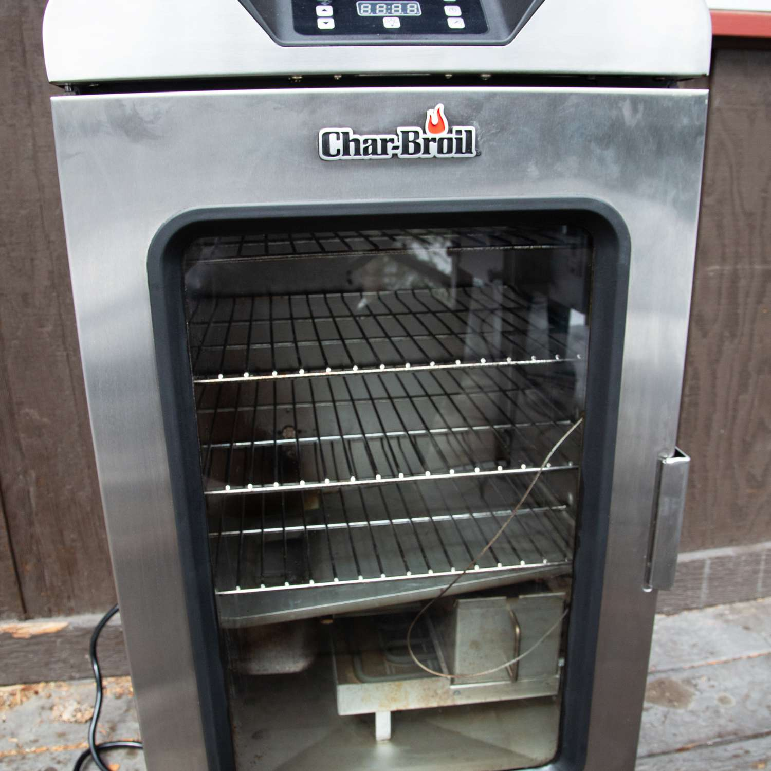 Char Broil Deluxe Digital Electric Smoker Review Easy To