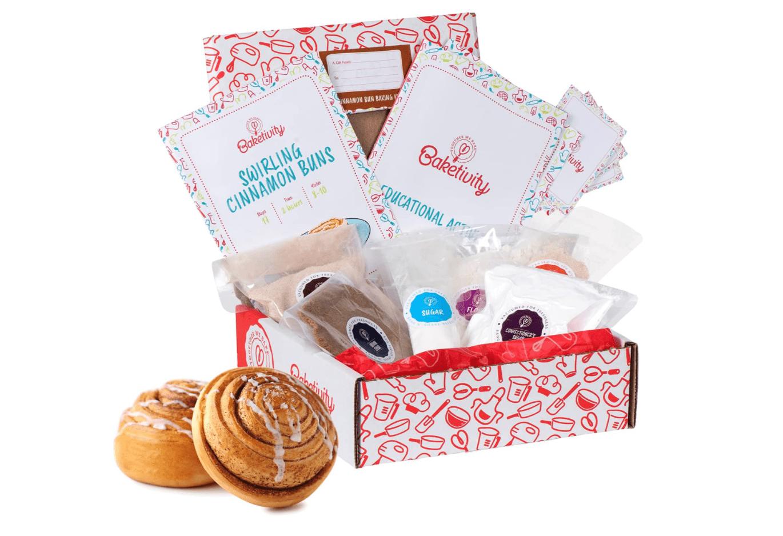 BAKETIVITY Kids Baking DIY Activity Kit