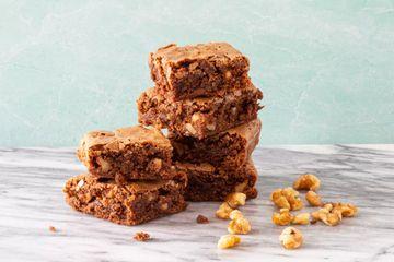 Easy Chocolate Saucepan Brownies
