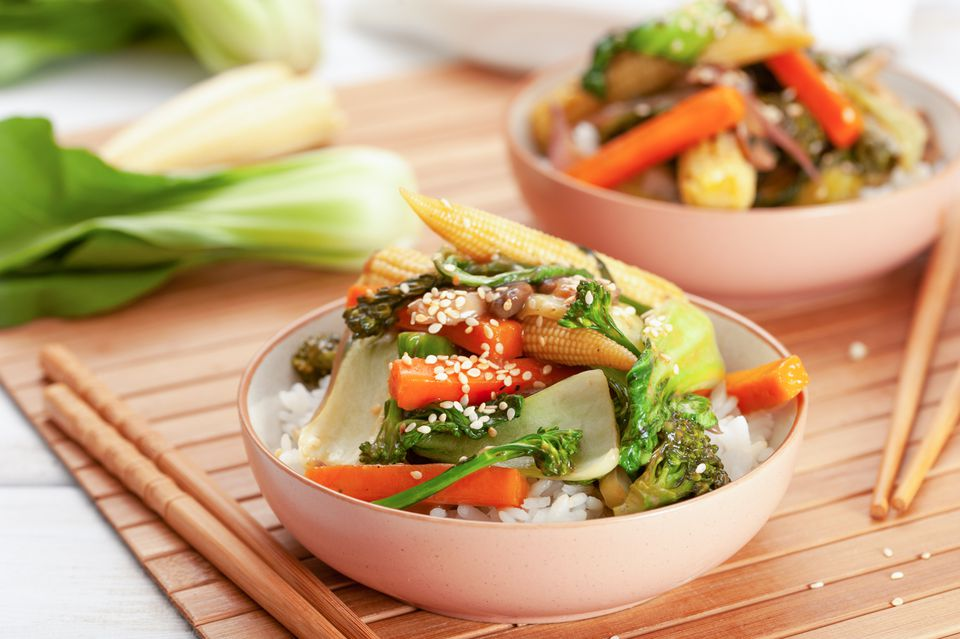Vegetable Stir-Fry Sauce recipe