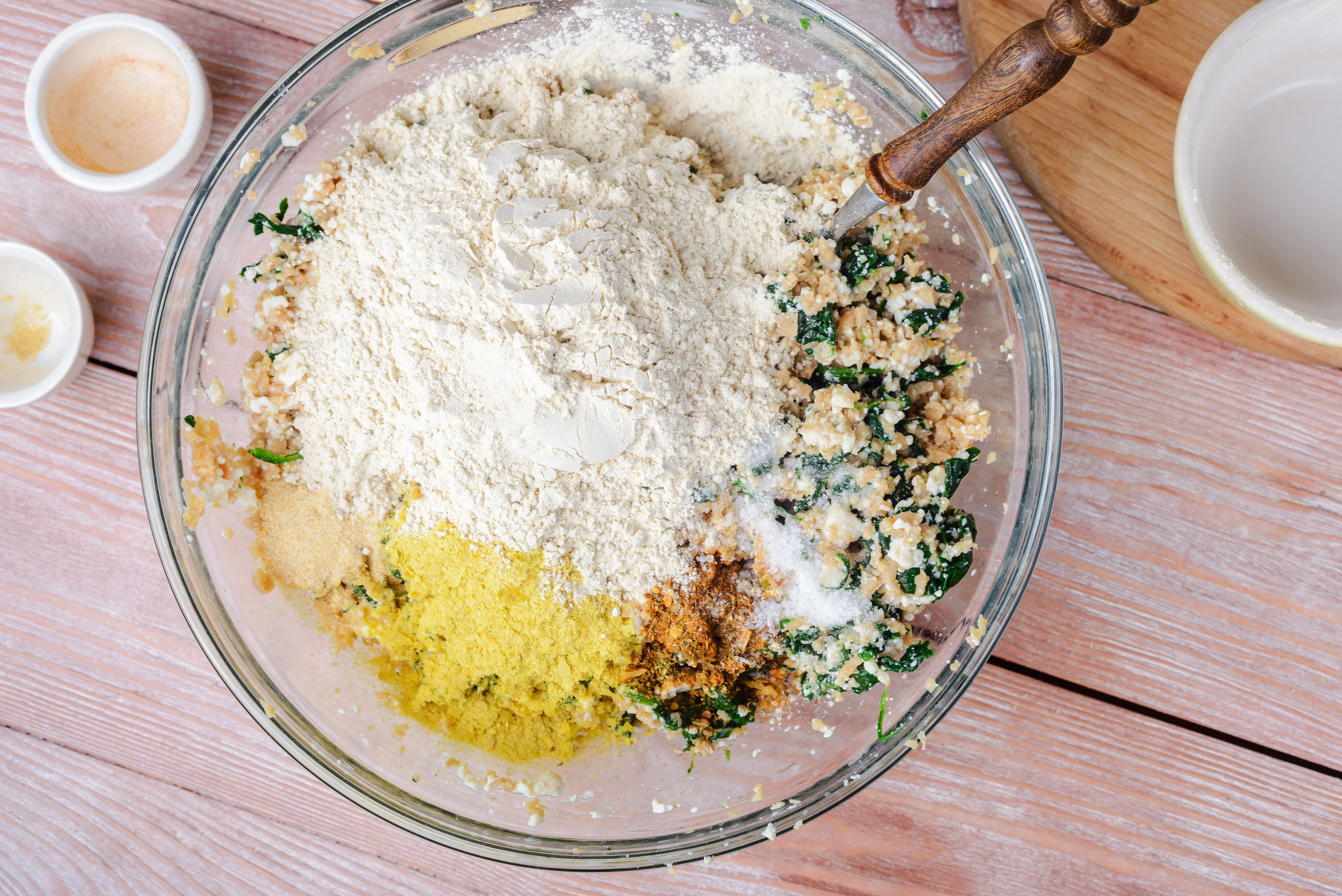 Stir in remaining ingredients