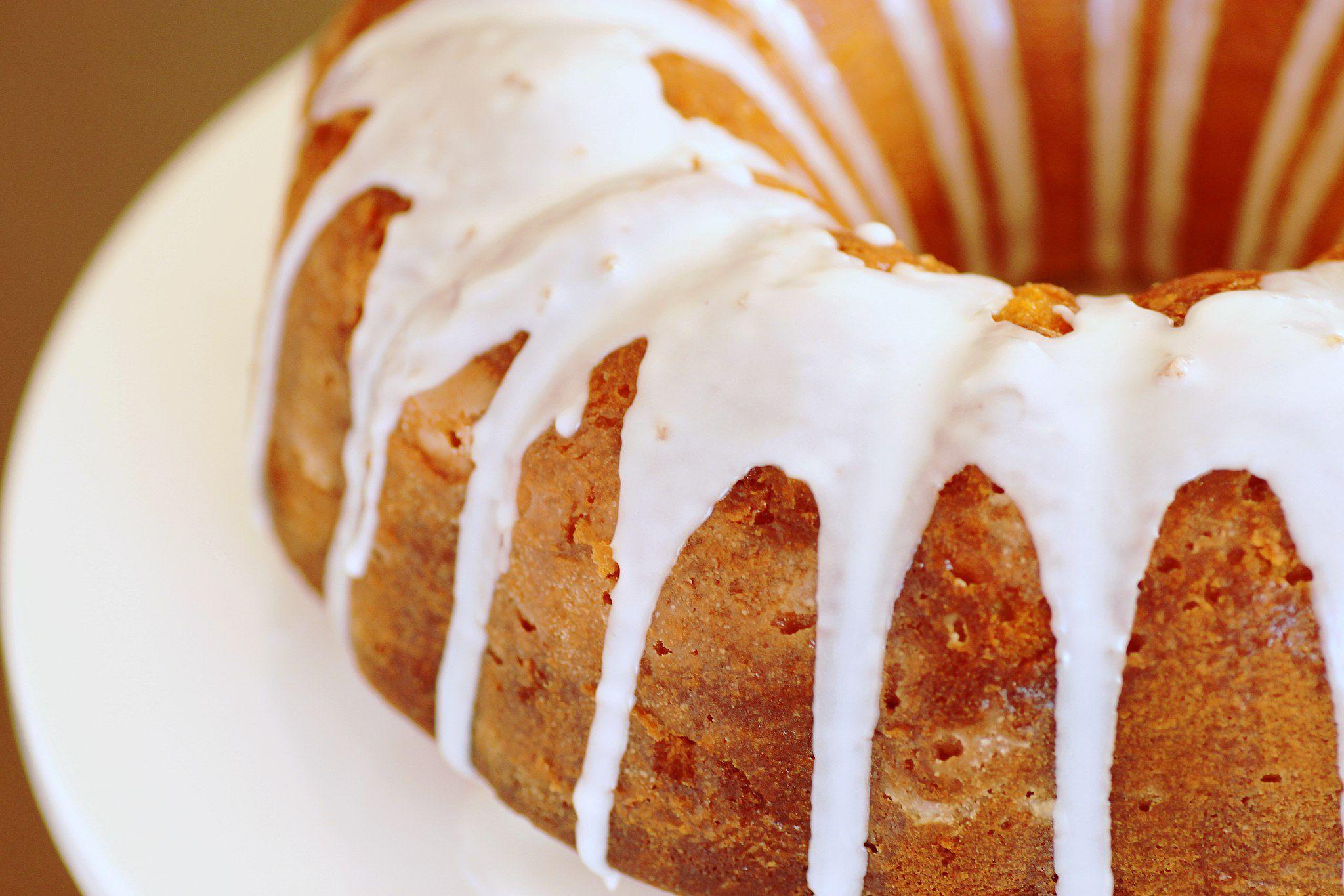 Easy 3 Ingredient Lemon Glaze Recipe For Desserts
