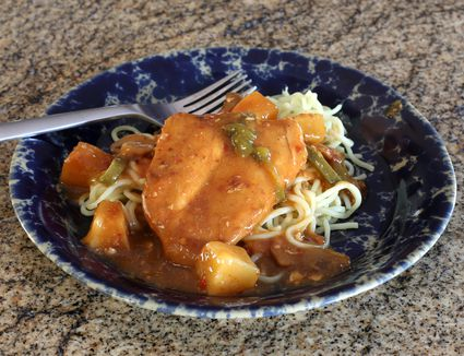 All Day Slow Cooker Chicken