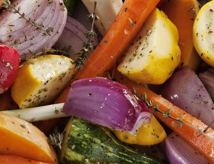 Oven Roasted Vegetables Recipe South Beach Diet Phase 1