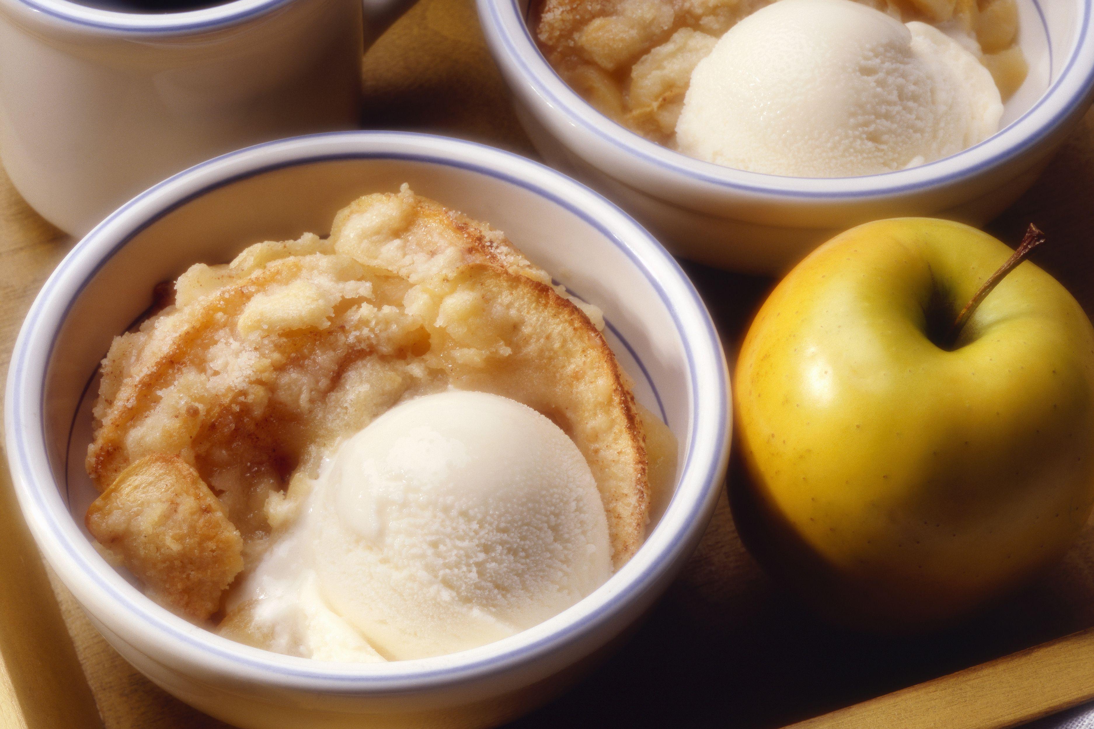 Apple Walnut Cobbler Recipe