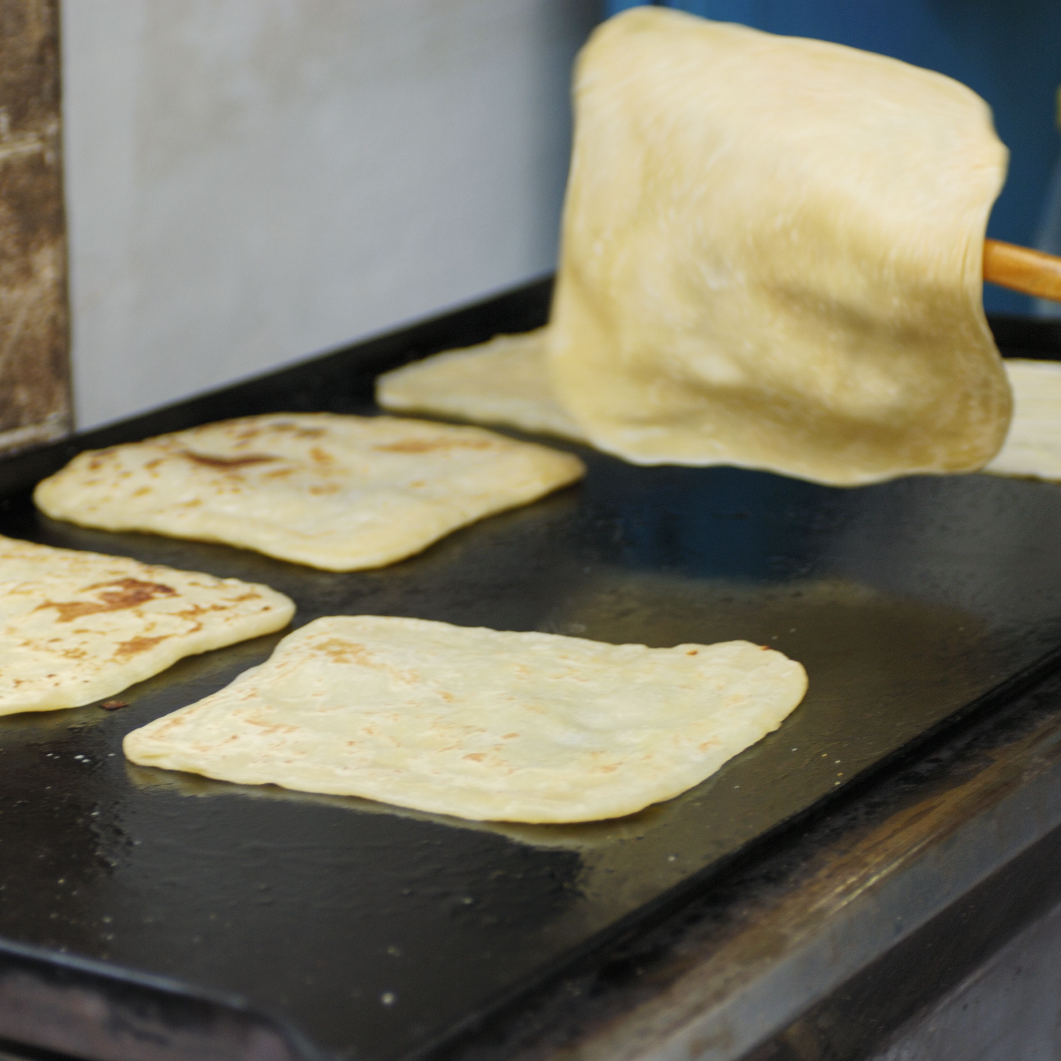 Msemen Dough for Square-Shaped Moroccan Pancakes