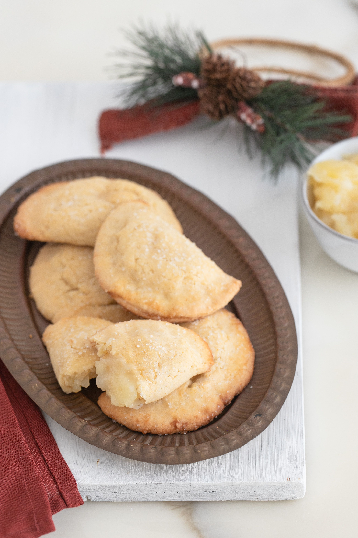 Chinese Sesame Cookie Recipe